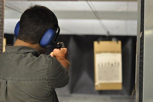 Firing a Handgun Safely and Effectively