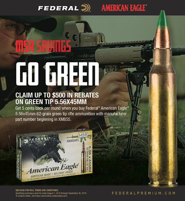 American Eagle Rebate >> Federal Ammo Rebates Lax Ammo Orange County Orange